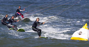 Slalom World Championships 2012 Racing