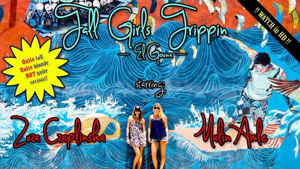 Tall Girls Trippin: El Gouna