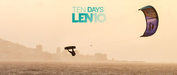 Ten Days with LEN10 Episode #3: Ride Hard!