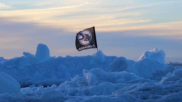 The Arctic Challenge with Cabrinha Kiteboarding