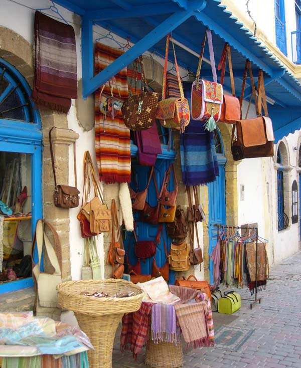 The Medina Essaouira Morocco