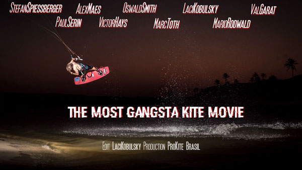 The Most Gangsta Kite Movie