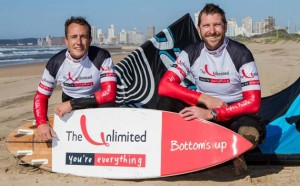 The Unlimited Kitesurfing Expedition - Zack Buchan and Ross Walters