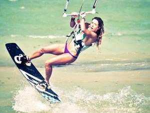 Verda Marley Kiteboarding