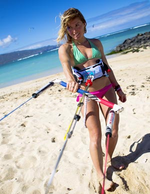 Verda Marley Kiteboarding Naish RIDE