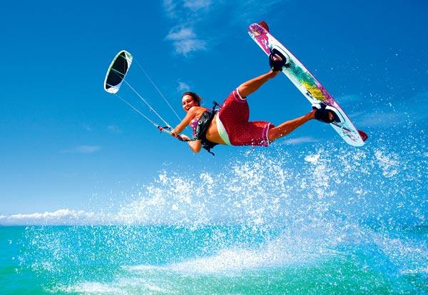 5 Tips for Kitesurfing Beginners - Coconut Bay Beach ...