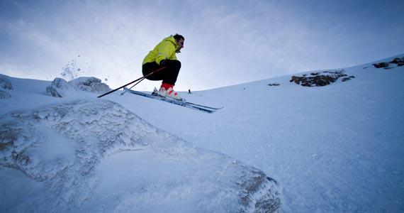 Nick Morris Ski Jump