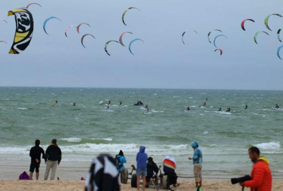 Kiteboarding World Cup 2011