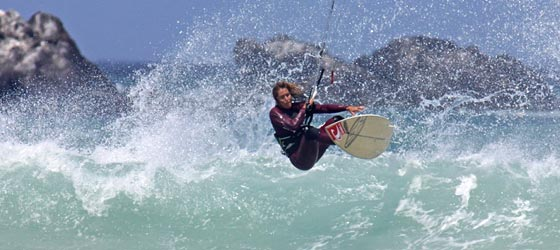 Most Influential Girl Kitesurfer 2011