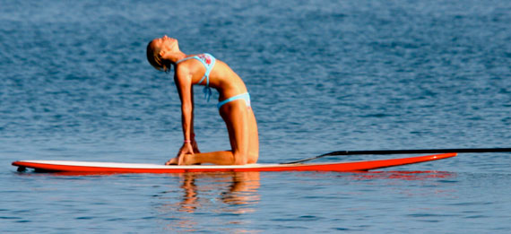 Audrey Meyer - Yoga4SUP