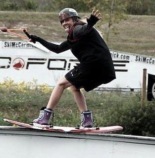 Christine Sleichter - Wakeboarding
