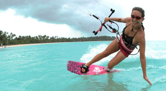 Laurel Eastman - LEK Kiteboarding