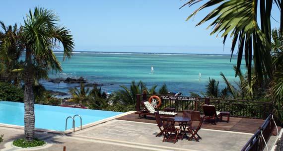 Kitesurfing - Rodrigues Island - Mourouk Ebony Hotel
