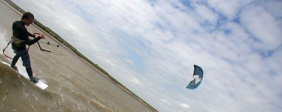 Mutiny F-Series Kite - Kitesurfing
