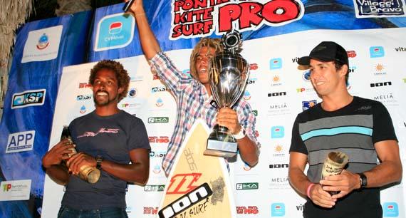 Ponta Preta Kitesurf Pro - Cape-Verde - Awards Ceremony Image