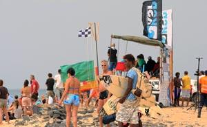 Ponta Preta Kitesurf Pro - Cape Verde - Competition Image