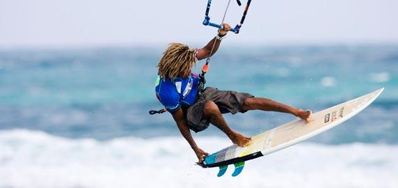 Ponta Preta Kitesurf Pro - Cape Verde - Kitesurfing Image