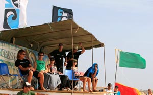 Ponta Preta Kitesurf Pro - Cape-Verde - Judges Tower