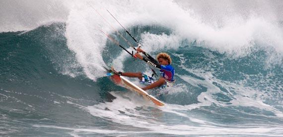 Ponta Preta Kitesurf Pro - Cape-Verde - Kitesurfing Image