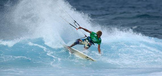 Ponta Preta Kitesurf Pro - Cape-Verde - Wave Riding Image