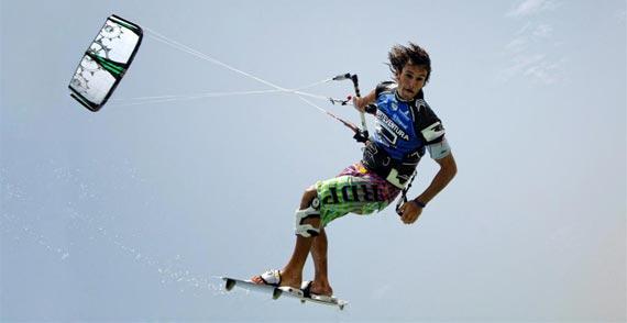 Youri Zoon - Kiteboarding Image