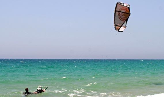 Delta Hybrid Kite