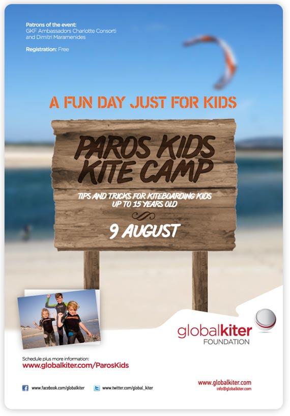GKF KidsCamp Poster
