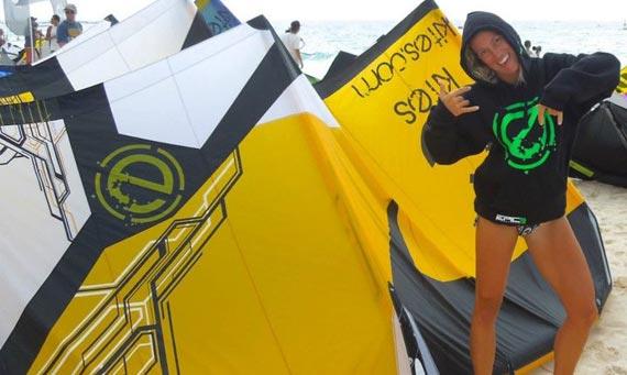 Jessica Winkler - Epic Kites - PKRA