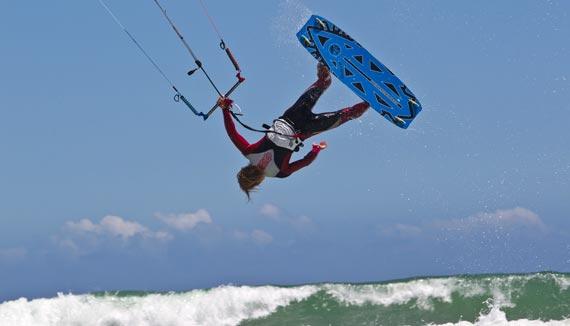 Luke McGwellie Kitesurfing Unhooked