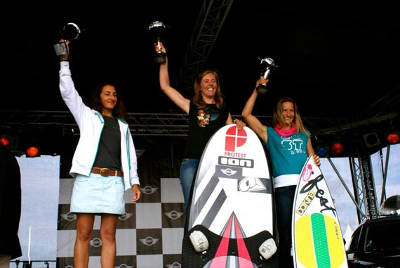 Slalom World Championships 2012 Winners Women