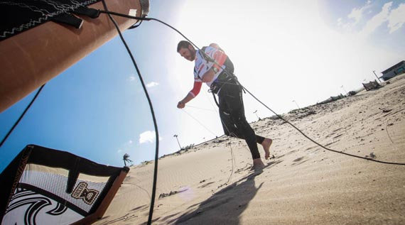 The Unlimited Kitesurfing Expedition